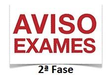 exames 2fase